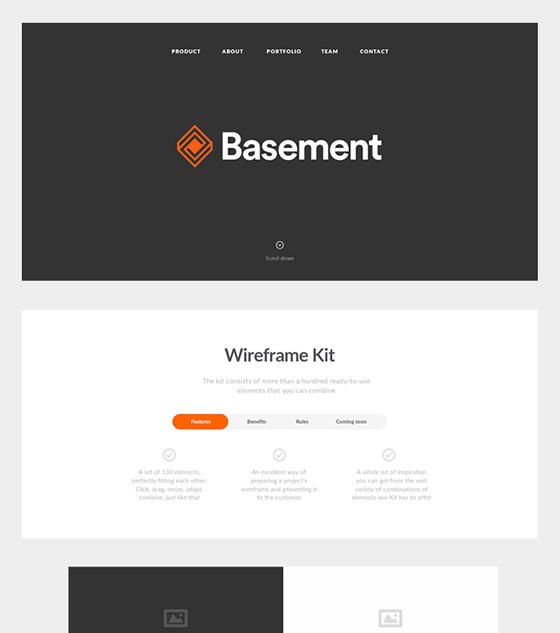 Basement by Great Simple