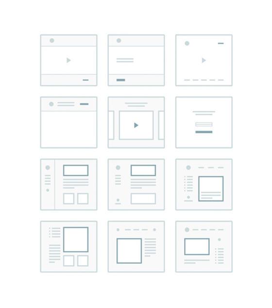 TinyFrames UX Kit by CreativeDash