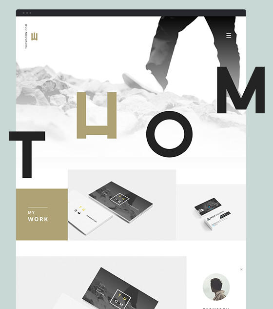 Thom UI by Thomsoon