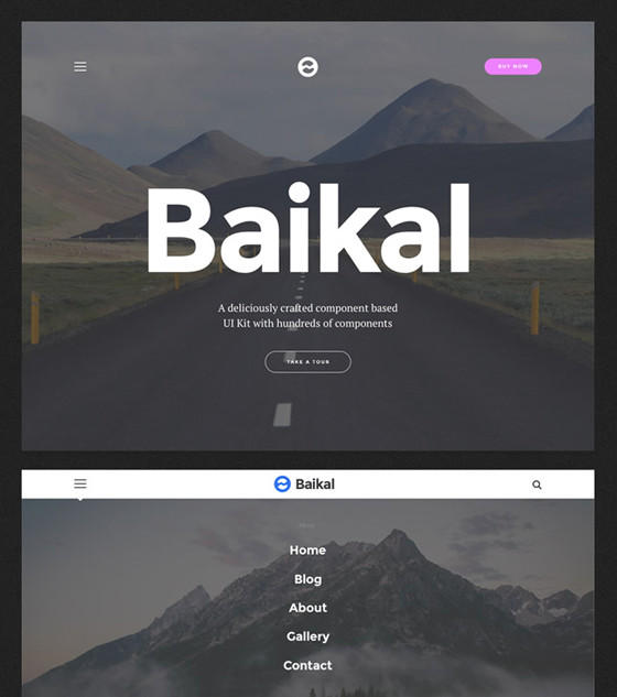 Baikal by Great Simple