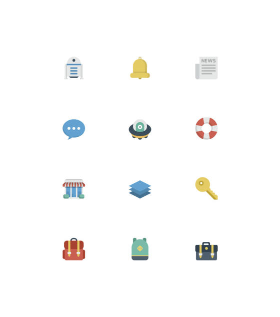 Smallicons by PixelBuddah