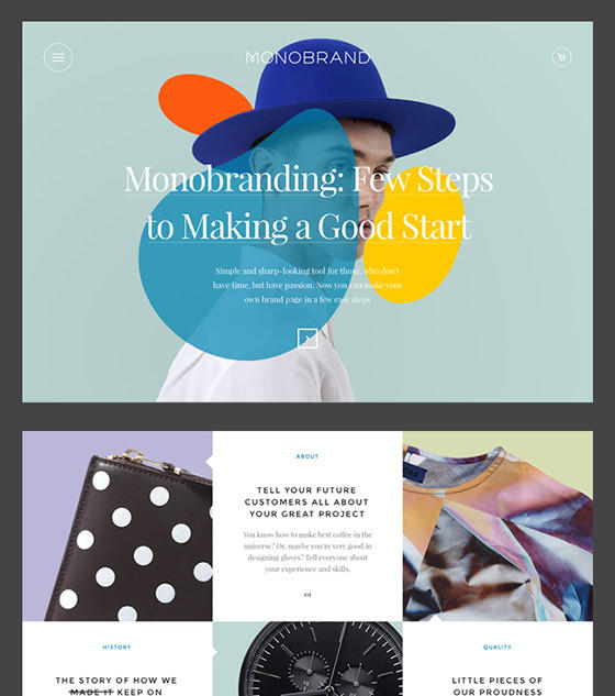 Monobrand by Great Simple